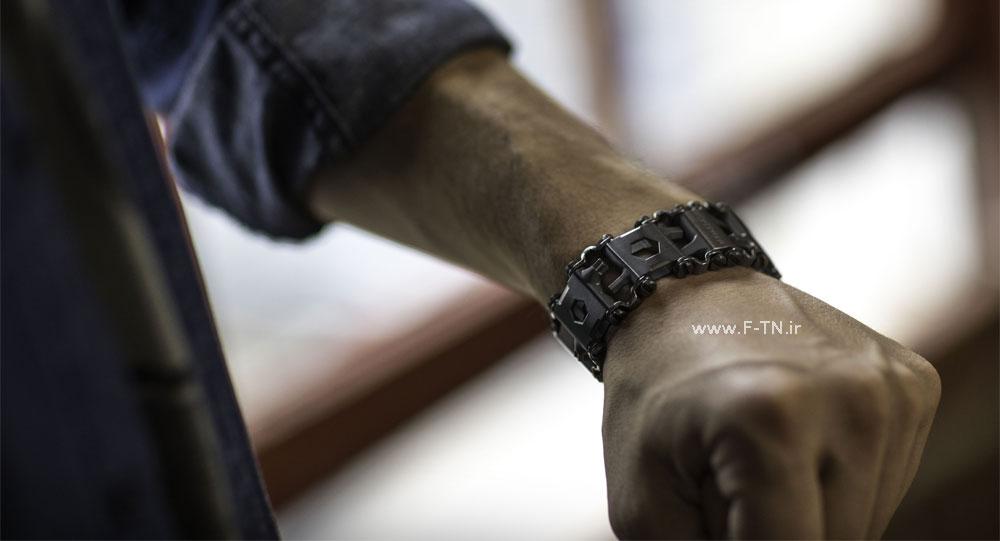 دستبند چندکاره لدرمن LT