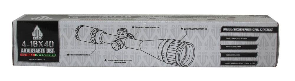دوربین تفنگ لیپرز 40×16-4