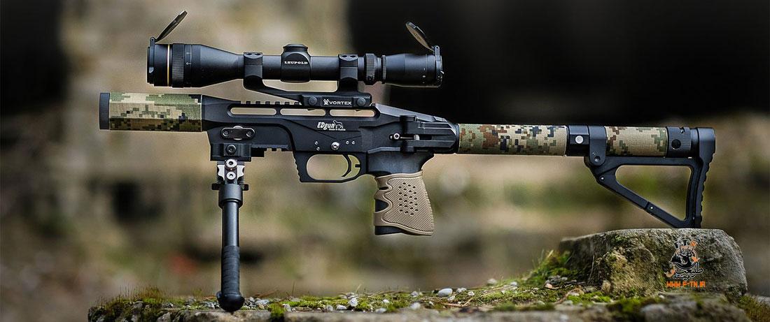 تفنگ پی سی پی ادگان لشی