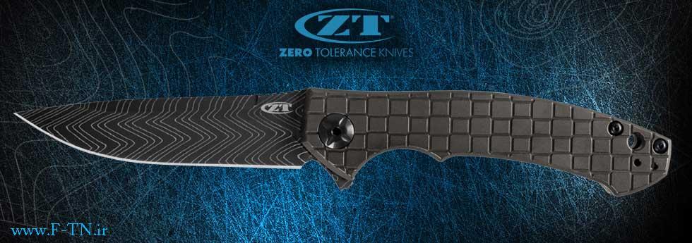 چاقو ZT